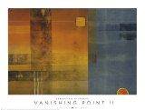 Vanishing Point II Poster by Sebastian Alterera