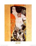 JudithII Poster von Gustav Klimt