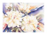 Flower Festival III Poster by Hanneke Floor