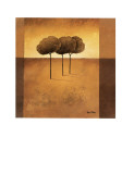 Trees II Prints by Hans Paus