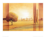 Vista II Print by Franz Heigl