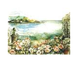 Landschappen IV Prints by Coraline Boomsma
