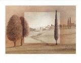 Vista I Poster by Franz Heigl