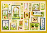 Summer Garden Print by Alie Kruse-Kolk