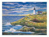 Pemaquid Point Perfume Prints by Guy Begin