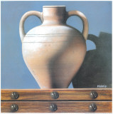 Pottery I Prints by  Manso