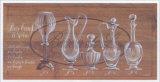 Les Carafes a Vin Posters by Pascal Cessou