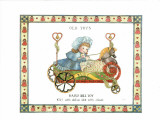Daisy Bell Toy Posters by Isabelle De Bercy