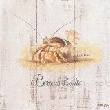Bernard l'Ermite Posters by Pascal Cessou