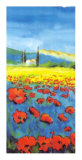 Poppies Forever I Print by Anton Knorpel