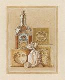 Savon ''Huile D'Olive'' Affiches par Laurence David