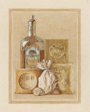 Savon Huile d'Olive Prints by Laurence David