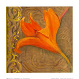 Stone Lily Prints by  Courtland
