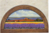 Lavander Fields Prints by G. Pino