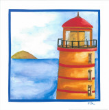 Lighthouse II Poster by Villalba