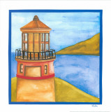 Lighthouse I Prints by Villalba