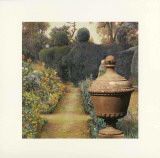 Antiques from the Garden IV Print