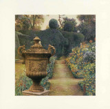 Antiques from the Garden II Poster