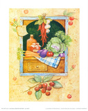 From My Kitchen II Prints by Carol Morey