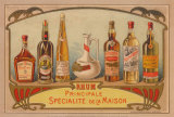 Rhum Specialite Posters
