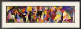 Baile tango Poster por Sonia Delaunay-Terk