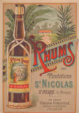 Rhum St Nicolas Prints