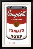 Campbell's Soup I (Tomato), 1968 Prints by Andy Warhol