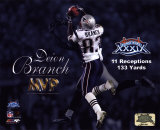 XXXIXe Super Bowl (MVP) : Deion Branch attrape sa 11e passe et crée un record Photographie