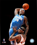 Carmelo Anthony - Slam Dunk Over Jerome Williams Photo