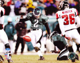David Akers - '04 NFC Championship Game Photo
