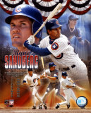 Ryne Sandberg, Legenden: (Fotomontage) Foto