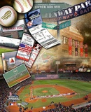 Fenway Park Composite Photo