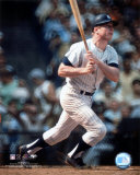 Mickey Mantle - Batting Photo
