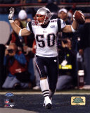 Mike Vrabel - Super Bowl XXXIX - celebrates his 3rd quarter touchdown reception Photo