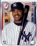 Tony Womack - 2005 Batting Photo