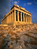 Exterior of the Parthenon Photographic Print by Reed Kaestner