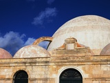Building on Crete Photographic Print by Bob Jacobson