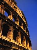 Close-Up View of the Colosseum Photographic Print by Bob Jacobson
