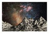 Tarantula Nebula Giclee Print by Clark Dunbar
