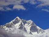 Jagged Tops of Everest Range Photographic Print by Jagdish Agarwal