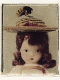 French Doll by Jennifer Kennard Photographic Print by Jennifer Kennard