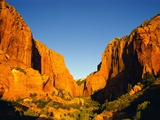 Kolob Canyon Photographic Print by Frank Burek