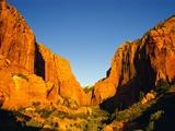 Kolob Canyon Photographic Print by Frank Burek