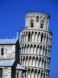 Exterior of the Leaning Tower of Pisa Photographic Print by Leslie Richard Jacobs