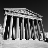 United States Supreme Court Exterior Photographic Print