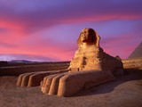 Twilight at Sphinx Photographic Print by Jim Zuckerman