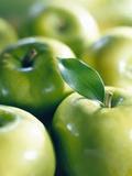 Bunch of Green Apples Fotografie-Druck von Rick Barrentine