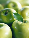 Bunch of Green Apples Photographic Print by Rick Barrentine