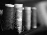 Spools of Thread Photographic Print by Jack Hollingsworth