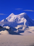 St. Elias Mountains and Bagley Ice Field Photographic Print by Joseph Sohm